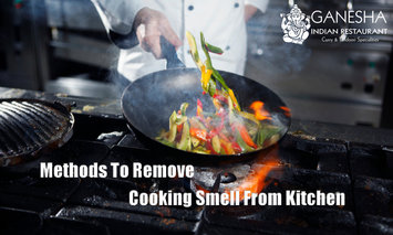 6 Ways Are Sustainable To Remove Cooking Smell