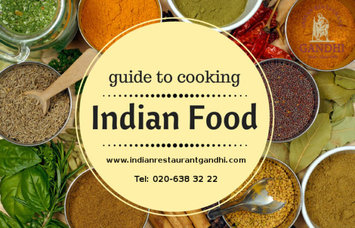 Indian Food Fragrance During Cooking