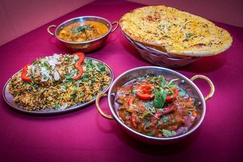Indian Spices Dishes In Amsterdam