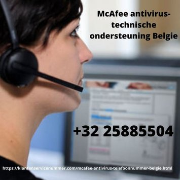 McAfee Antivirus Technical support + 32-25885504