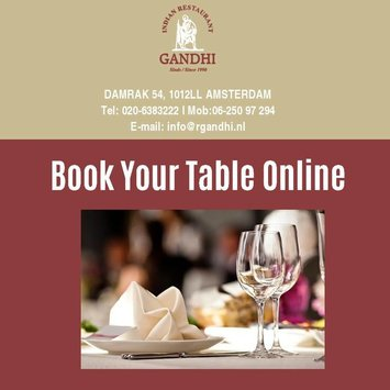 Party In Gandhi Restaurant Online Reservation