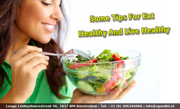 Some Tips For Healthy Eating