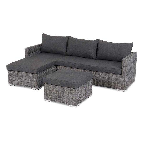 Grijs loungeset lounge set bank kwaliteit leegverkoop marktgigant - Lounge grijs ...