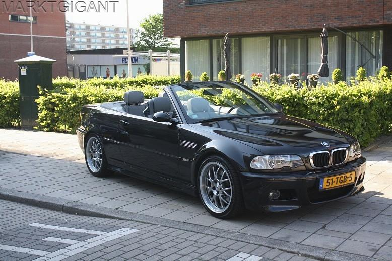 bmw 3 serie 330ci e46 cabrio originele m3 pakket full. Black Bedroom Furniture Sets. Home Design Ideas