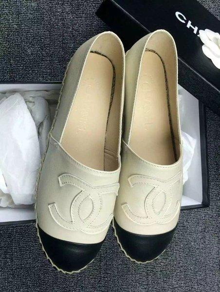 49b454bbec9 Chanel Espadrilles// Loafers van Leer 34 tot 42 - Marktgigant