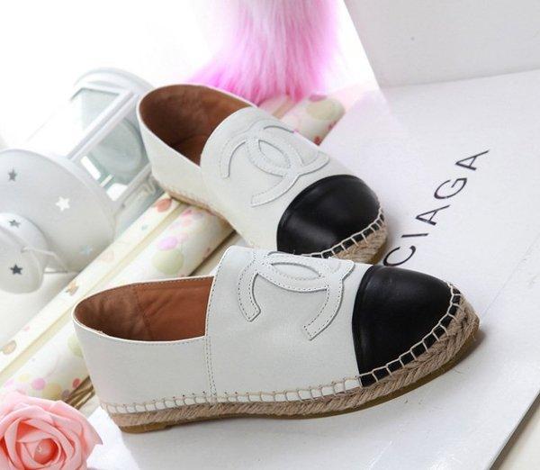 00158adb844 Chanel/ Loafers /Instappers Espadrilles,meer kleuren! - Marktgigant