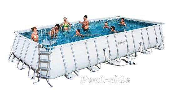 Je eigen opzetzwembad marktgigant for Groot opzetzwembad