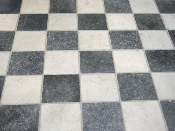 Zwart Witte Tegels : Keuken zwart witte tegels gehoor geven aan uw huis