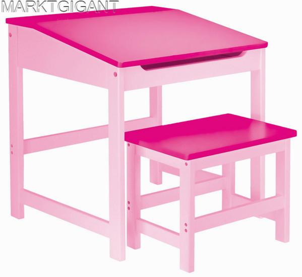 Kinderbureau roze fuchsia gratis bezorgd marktgigant - Tafel roze kind ...