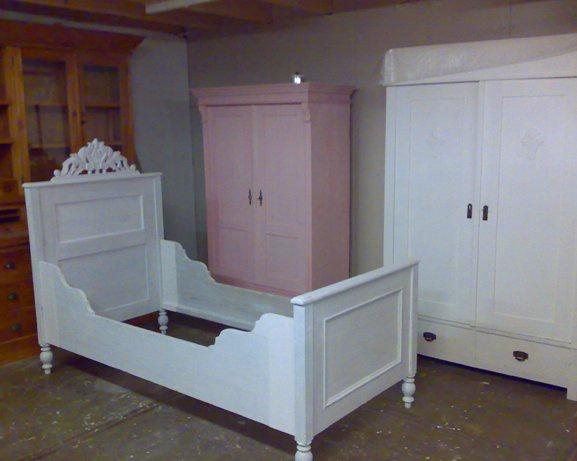 Witte woonkamer kast
