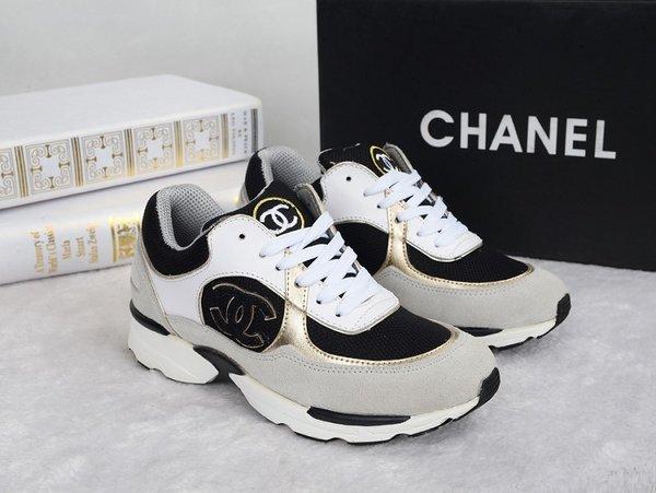 14422e14e55 Nieuw! Chanel Sneakers Dames gympen mt. 35-40 - Marktgigant