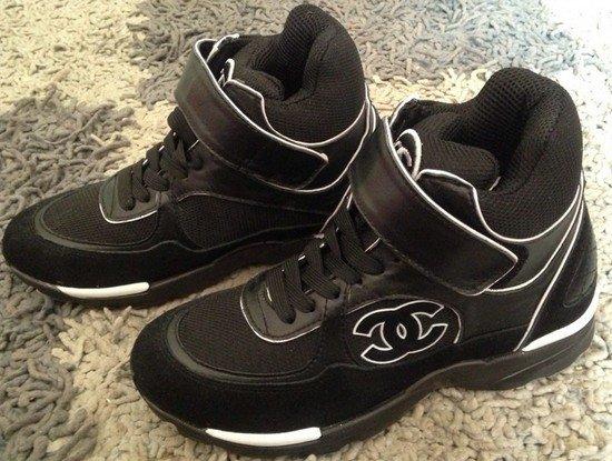 c0e89ea0175e Ga naar de website · Vorige · Volgende · Nieuw hoge Chanel Dames sneakers  35 tot 43