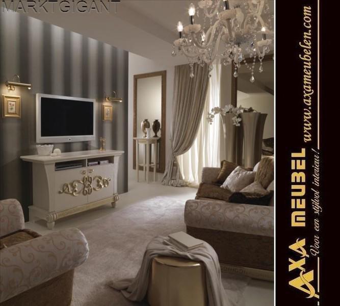Nieuwe model gucci woonkamer woiss meubelen breda marktgigant - Model woonkamer ...