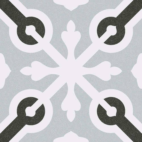 Portugese stijl cementtegellook patroon vloertegel - Marktgigant