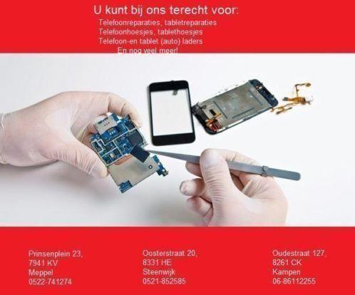 iphone 4 scherm reparatie hoogeveen