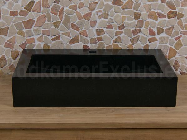 Wasbak 90cm natuursteen beste inspiratie voor huis ontwerp - Badkamermeubels steen ...